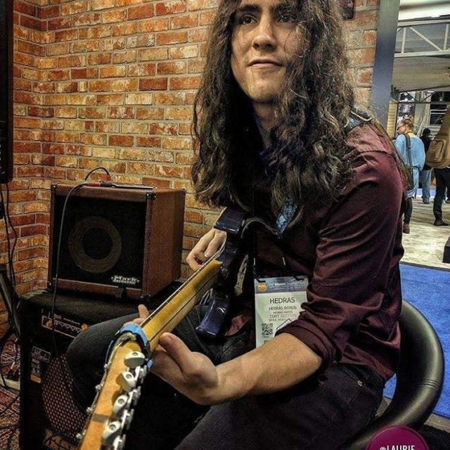 Taken at Namm 2017 thanks truthinshredding for the pic cortguitarshellip