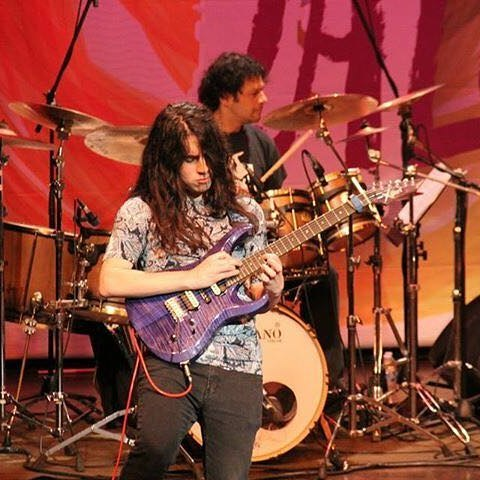 Perfoming at the IGA Jazz Festival Guatemala cortguitars laneyamplification lizardspitpeoplehellip