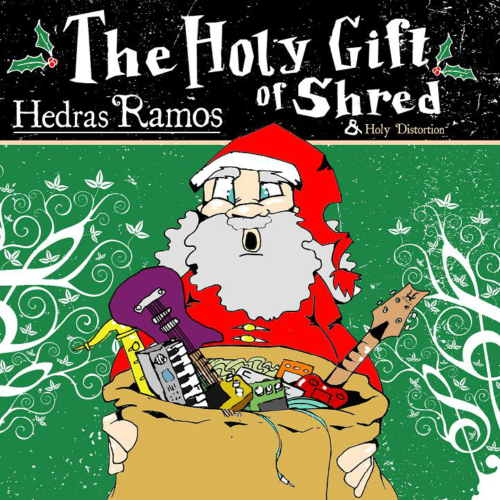 BT THE HOLY GIFT OF SHRED